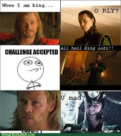 Loki the King