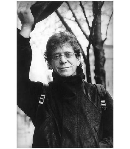 Lou Reed wallpaper probably with a hood titled Lou Reed