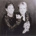 Lou Reed & Laurie Anderson - lou-reed photo