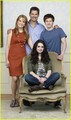 Lucas Grabeel &amp; Vanessa Marano Chat 'Switched At Birth' - lucas-grabeel photo
