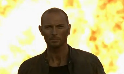 Luke Goss from Death Race 2
