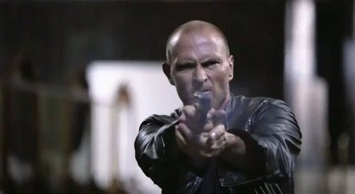 Luke Goss from Death Race 2  - luke-goss Photo