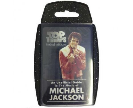 MJ TOP TRUMPS :D