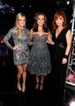 Martina, Reba & Carrie