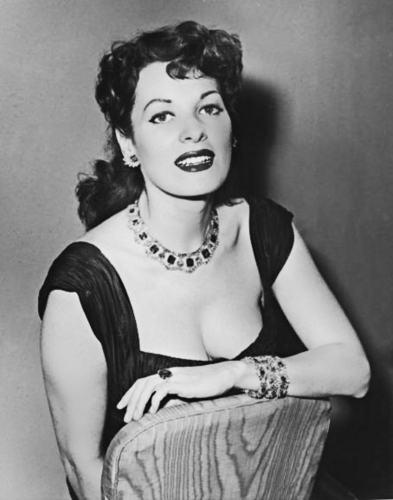 Classic Movies wallpaper titled Maureen O'Hara