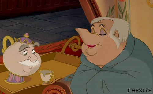 Maurice & Mrs. Potts