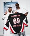 Me & Snoop in Abu Dhabi for real