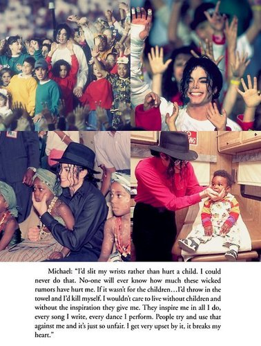 Michael in his own Words :( How Emotinal