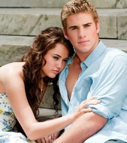 Miley + Liam = Mili