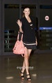 Miranda Kerr arrives at Incheon Airport in South Korea, May 31