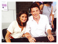 Monchele. - lea-michele-and-cory-monteith photo
