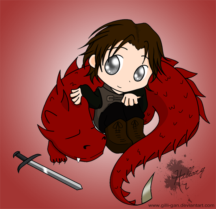 Eragon fan art murtagh