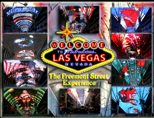My Las Vegas Collages