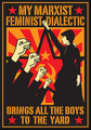 My Marxist Feminist Dialetic Brings All the Boys to the Yard - us-republican-party fan art