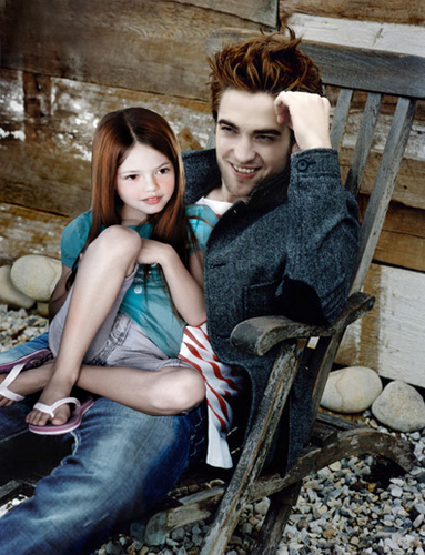 Как эдвард мог сделать ребёнка