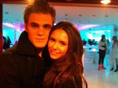 Nina with Paul