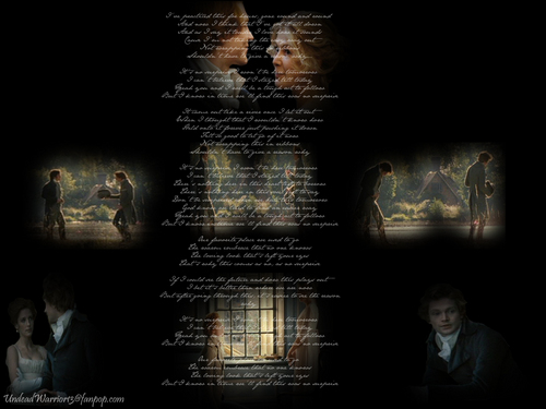 Pride and Prejudice wallpaper with a sign entitled No Surprise