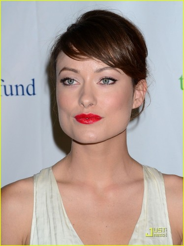 Olivia Wilde Honored By Fresh Air Fund