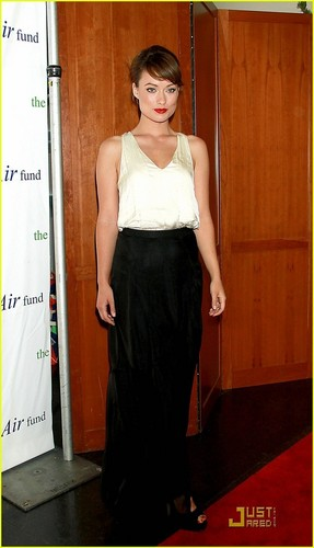Olivia Wilde Honored By Fresh Air Fund