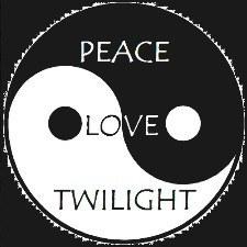 Peace Любовь Twilight