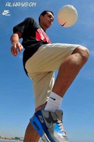 """Pedro-""""Always On"""" Nike"""