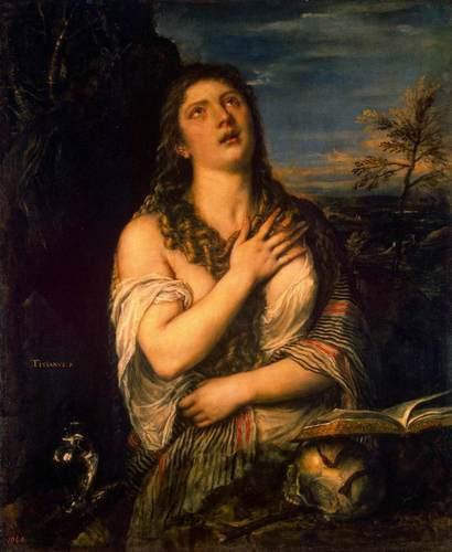 Penitent St Mary MagdaleneTitian