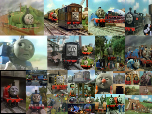 Thomas the Tank Engine Hintergrund entitled Percy's Promise And Other Stories