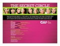 Phoebe Tonkin and secret circle cast