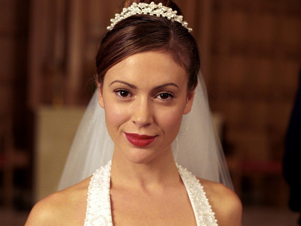 Alyssa milano charmed season 78 collection