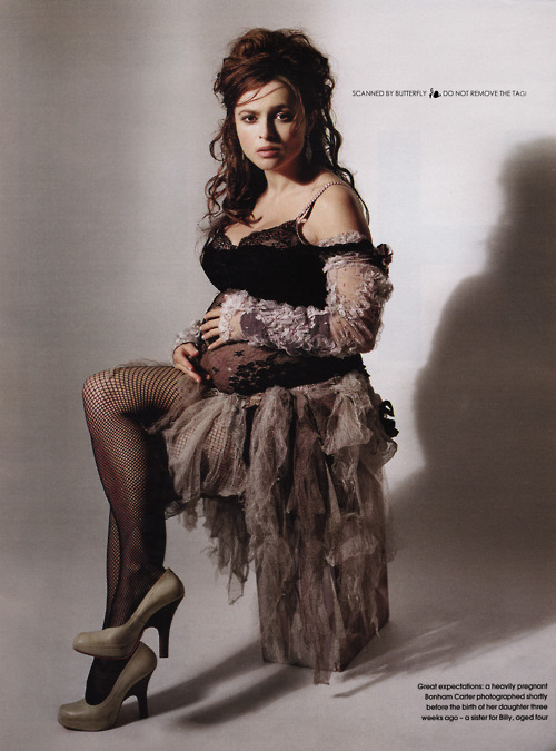 Join. helena bonham carter was and
