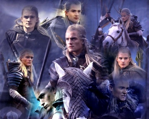 Prince Legolas Greenleaf Thranduilion