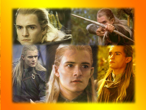 Prince Legolas Thranduilion