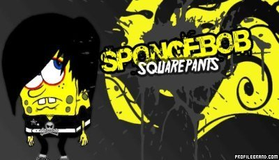 Spongebob Squarepants wallpaper with anime entitled Random funny spongebob pictures :D