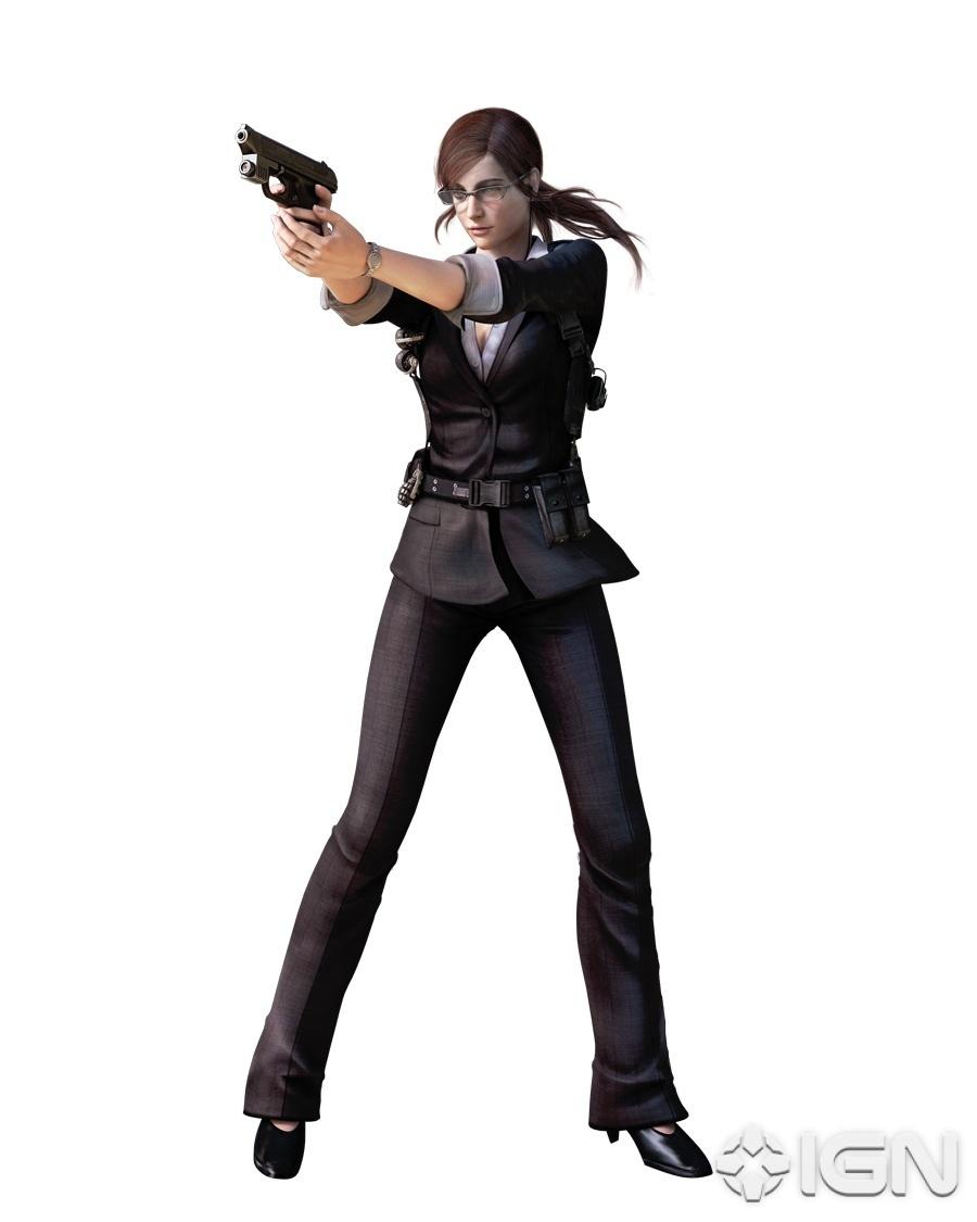 Resident Evil Mercenaries 3d Alternate Outfits