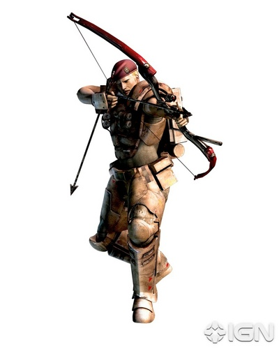 Resident Evil Mercenaries 3d Alternate Outfits