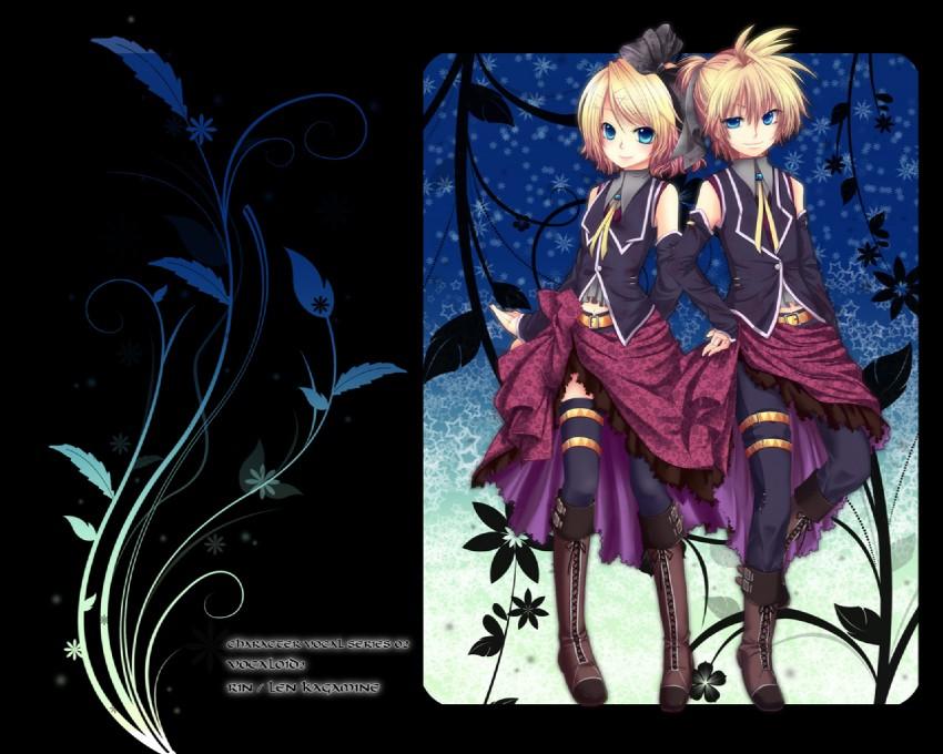 Rin & Len- Romeo & Cinderella