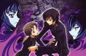 Rolo and Lelouch