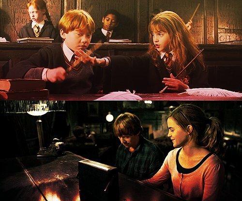 Ronald&Hermione.