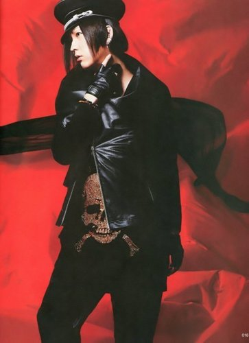 nightmare wallpaper probably containing a concert and a hip boot called Ruka
