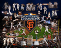 SF Giants CHAMPIONS!!! - baseball photo
