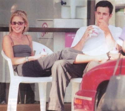 SMG & Freddie- Beginning of their Relationship