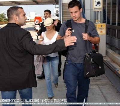 SMG & Freddie @ The Airport