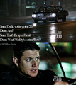 Safety's a crime??? - supernatural-quotes photo