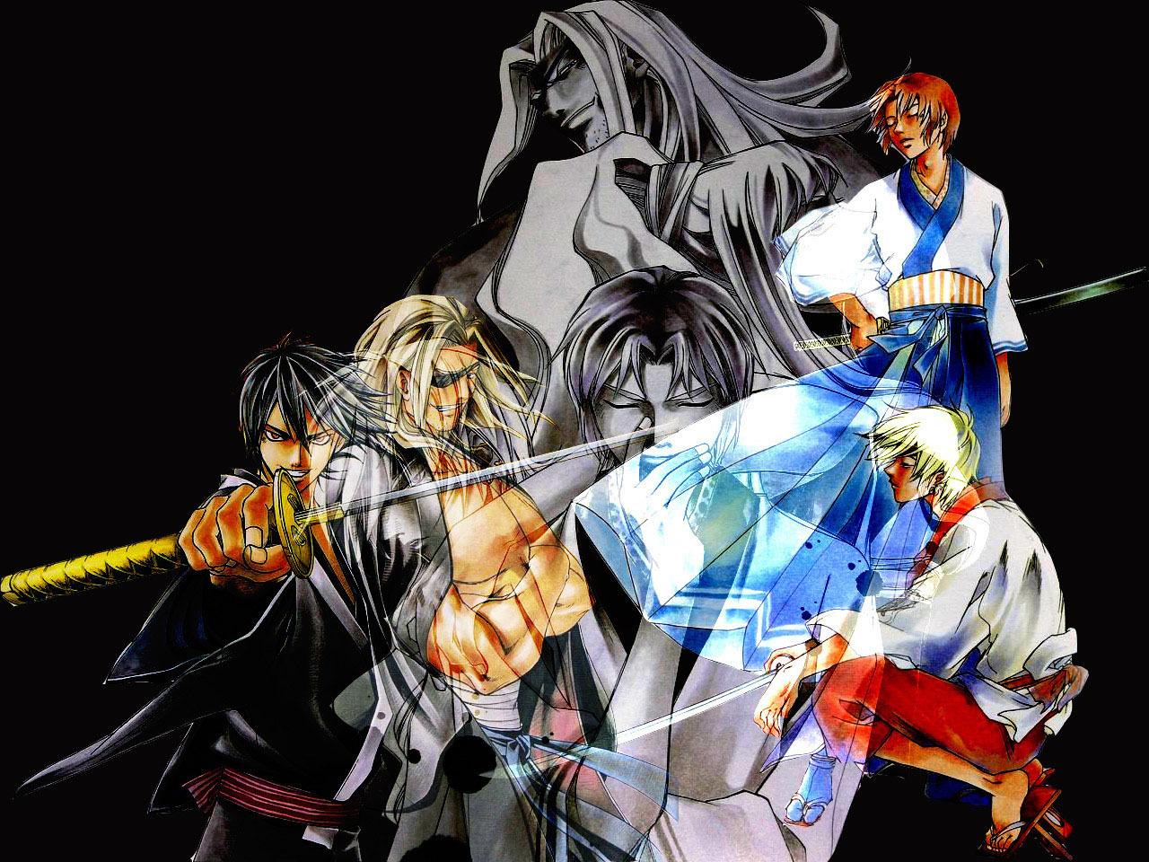 Samurai Deeper KYOU images Samurai Deeper KYO Wallpaper HD ...