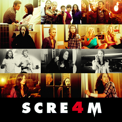 Scream 4 Fanart