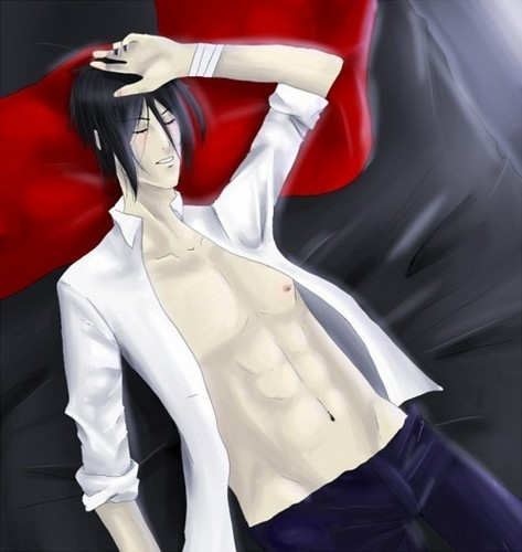 Sebastian - sebastian-michaelis Fan Art