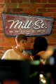 Selena - At Mill St. Brewery With Justin Bieber In Canada - June 3, 2011