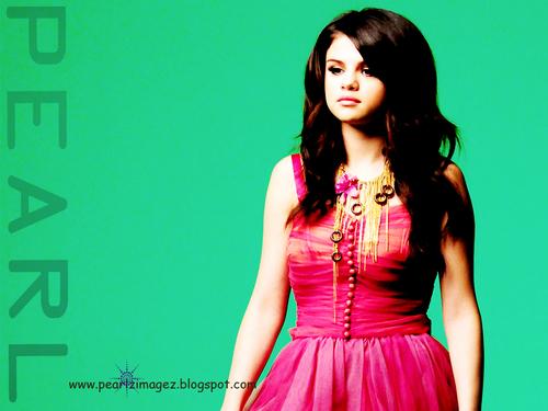 Selena Gomez  by Pearl!!!