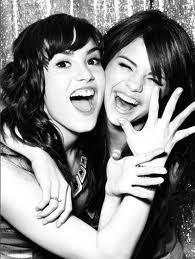Selena Gomez and Demi Lovato mania