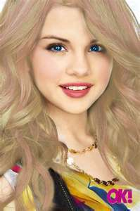 Selena Gomez Blonde on Selena With Blonde Hair     Selena Gomez Photo  22581599    Fanpop